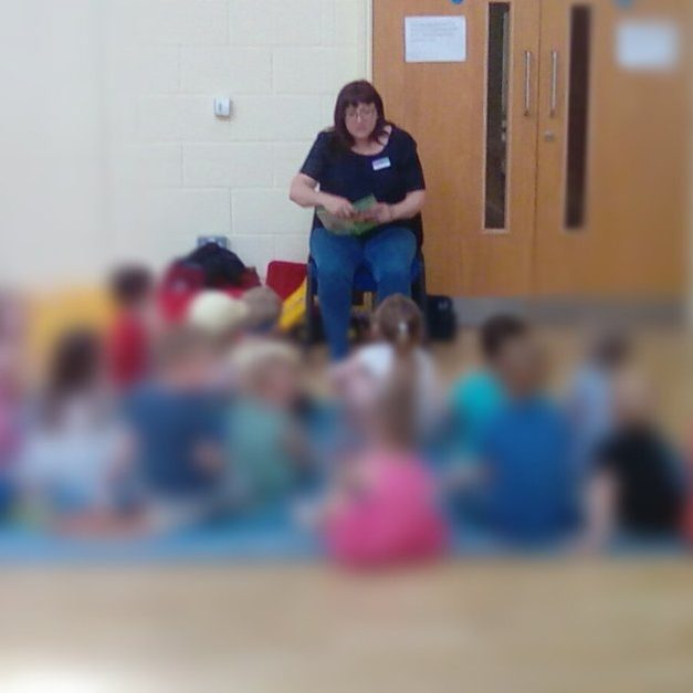 Story Telling at Stanwick Preschool